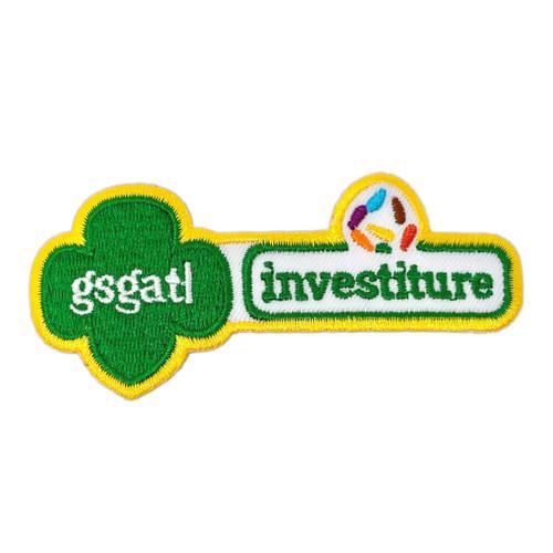 GSGATL Investiture Patch