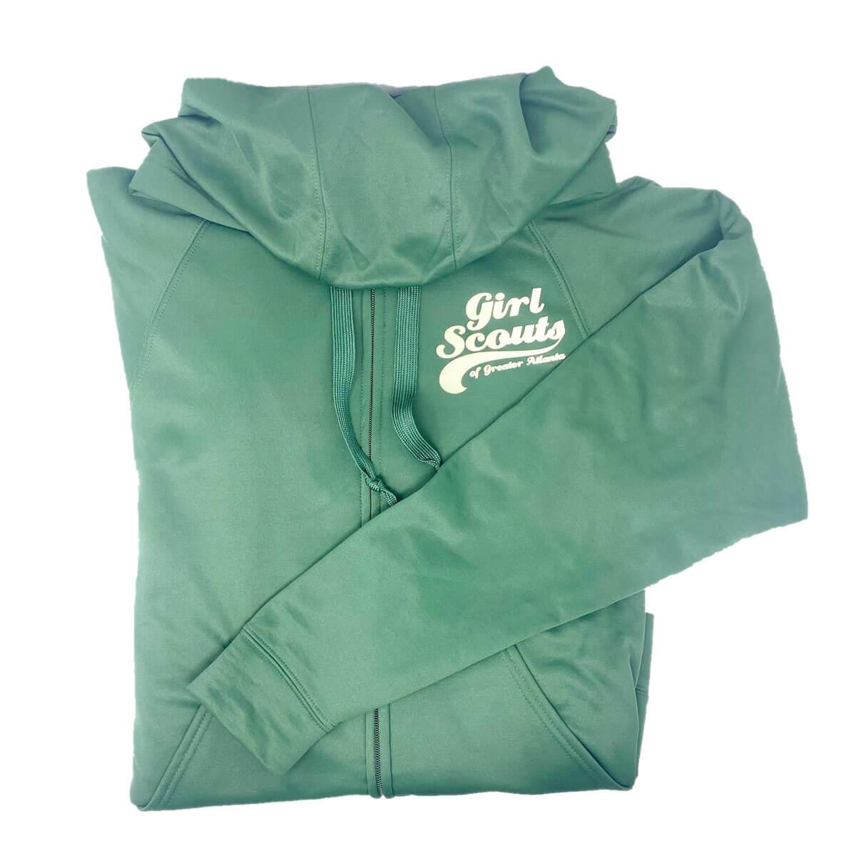 GSGATL Green Hoodie