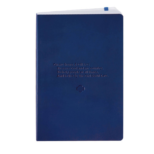 girl scout promise journal