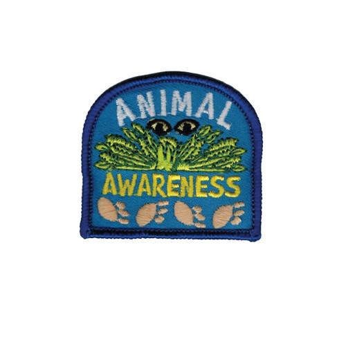 GSHNC Animal Awarness Fun Patch