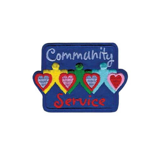 GSHNC Community Service Fun Patch