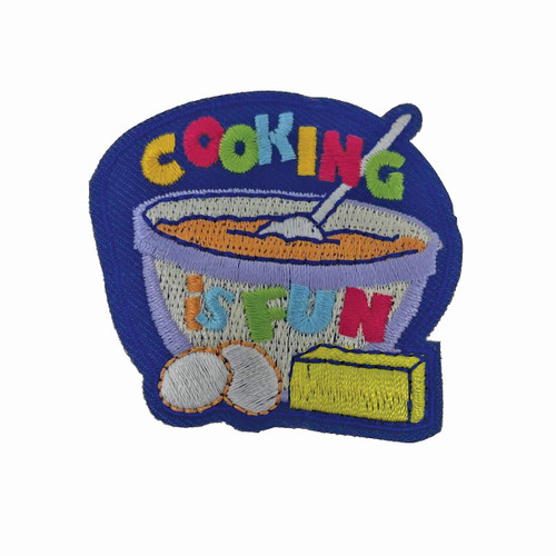 GSHNC Cooking Fun Patch