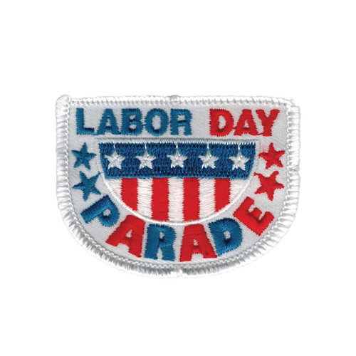 GSHNC Labor Day Parade Fun Patch
