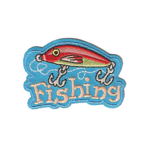 GSHNC Fishing Fun Patch