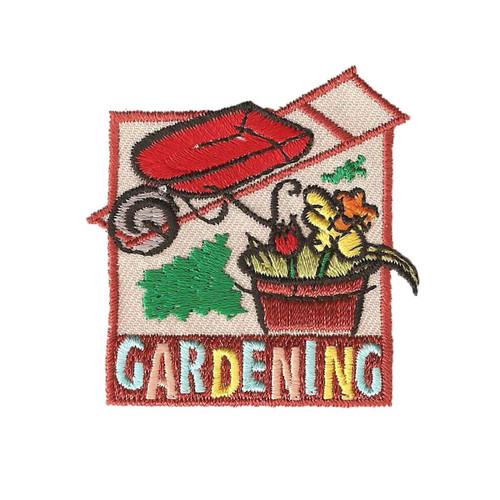 GSHNC Gardening Fun Patch