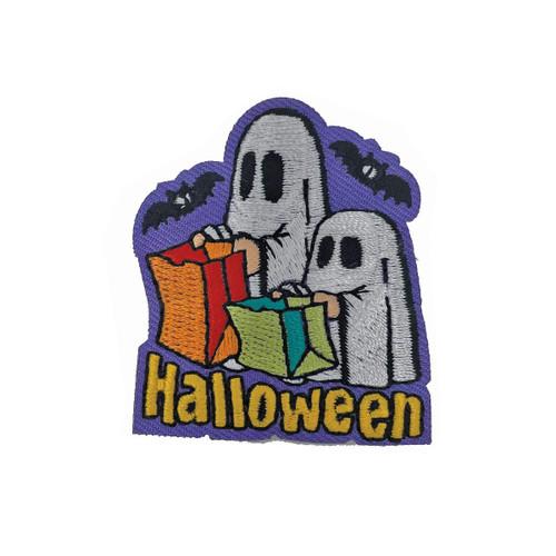 GSHNC Halloween Ghost Fun Patch