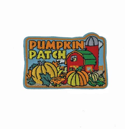 GSHNC Pumpkin Patch Fun Patch