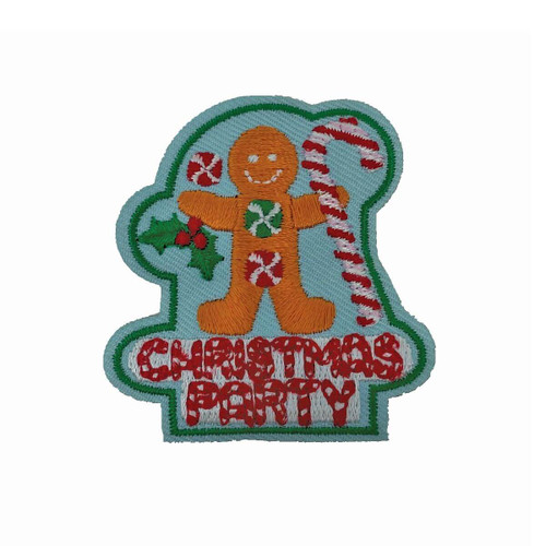 GSHNC Christmas Party Fun Patch