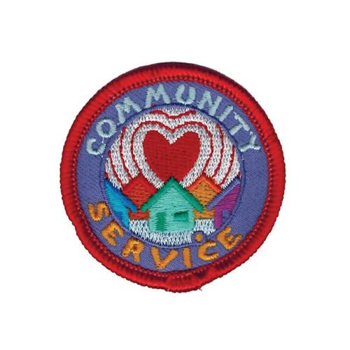 GSHNC Community Service Heart Fun P