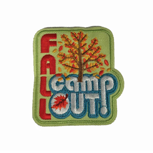 GSHNC Fall Campout Fun Patch