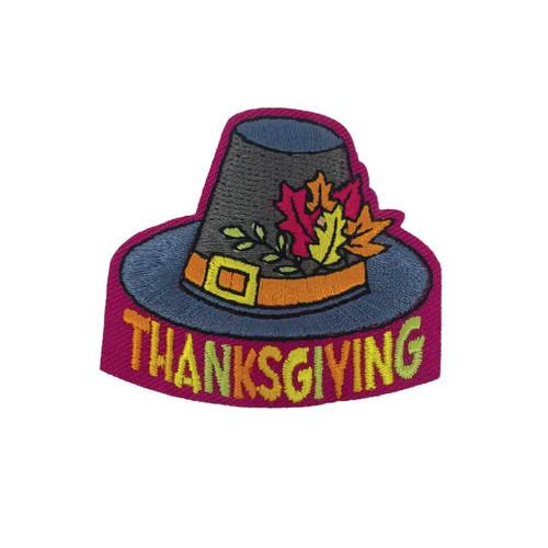 GSHNC Thanksgiving Fun Patch