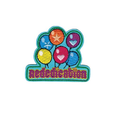 GSHNC Rededication Fun Patch
