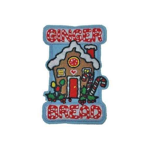 GSHNC Gingerbread Fun Patch