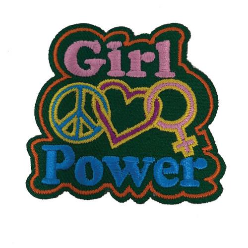 GSHNC Girl Power Fun Patch