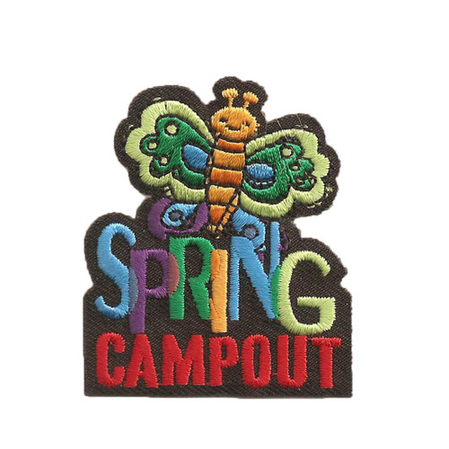 GSHNC Spring Campout Fun Patch