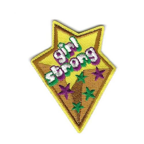GSHNC Girl Strong Fun Patch