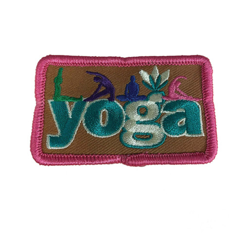 GSHNC Yoga Fun Patch