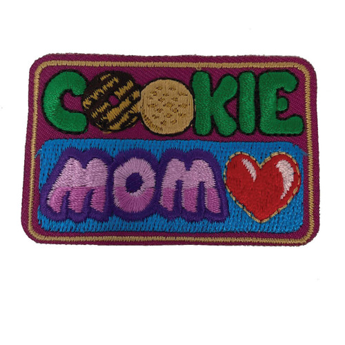 GSHNC Cookie Mom Fun Patch