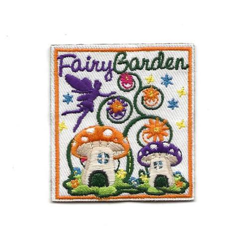 GSHNC Fairy Garden Fun Patch