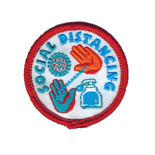 GSHNC Social Distancing Fun Patch