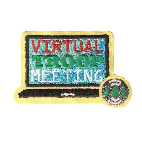 GSHNC Virtual Troop Meeting Fun Pat