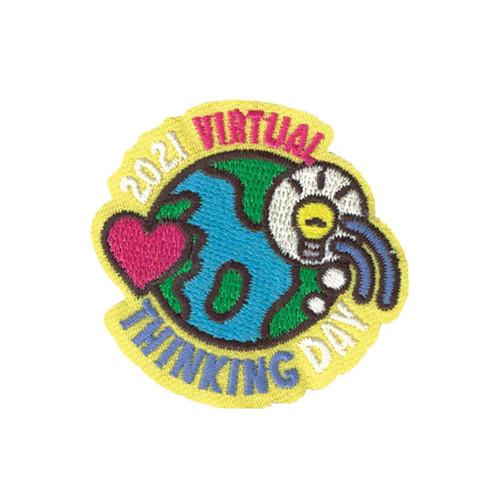 GSHNC Virtual Thinking Day Fun Patc