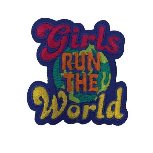 GSHNC Run the World Fun Patch