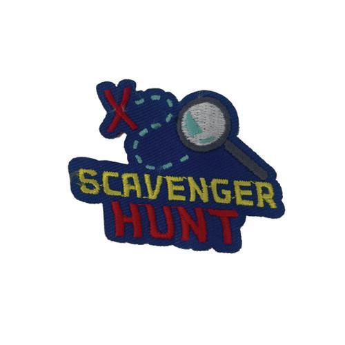 GSHNC Scavenger Hunt Fun Patch