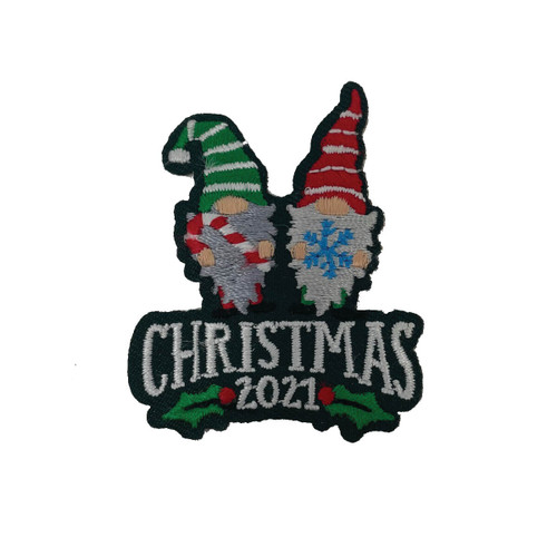 GSHNC Christmas 2021 Fun Patch