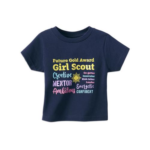 Future Gold Award Toddlers T-Shirt