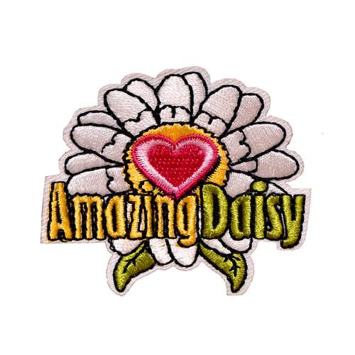 GSNCCP Amazing Daisy Fun Patch