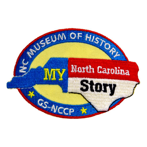 GSNCCP My NC Story/ NC History Muse