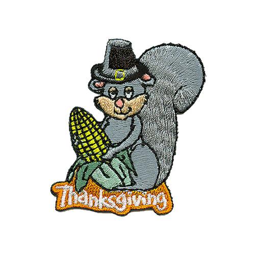 GSNCCP Happy Thanksgiving Fun Patch