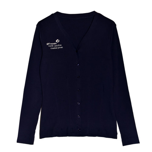GSNCCP Stretch Navy Cardigan