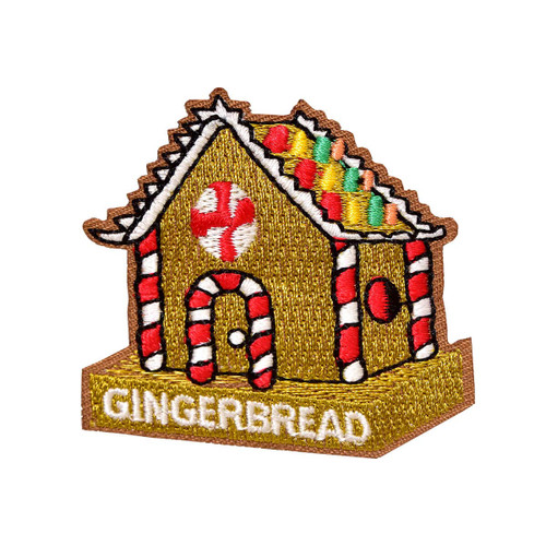 GSNCCP Gingerbread House Fun Patch