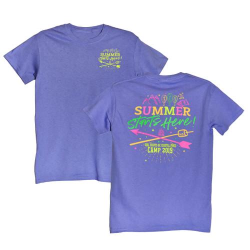 GSNCCP Summer Starts Here T-Shirt
