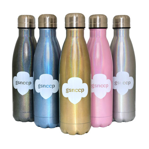 GSNCCP Metallic Insulated Bottle