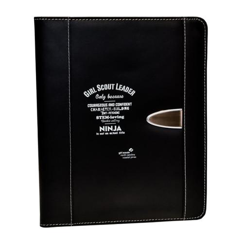 GSNCCP Leather Bonded Ninja Journal