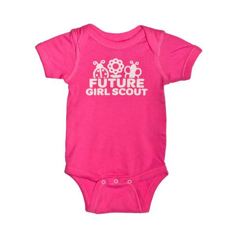 GSNCCP Future Girl Scout Infant/ Ba