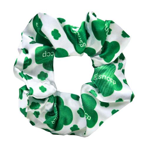 GSNCCP Trefoil Scrunchie for Hair