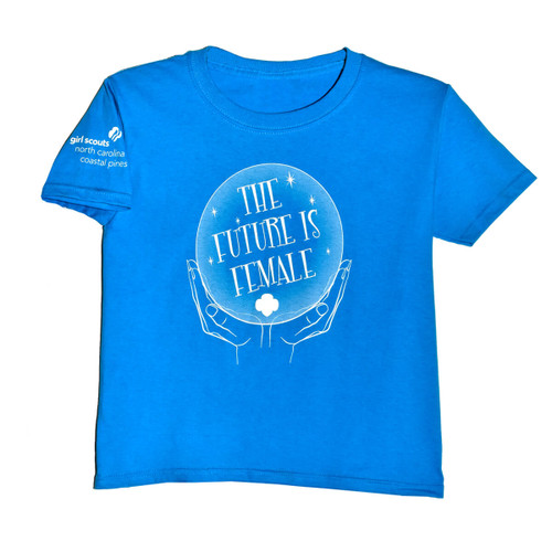 GSNCCP The Future Is Female T-Shirt