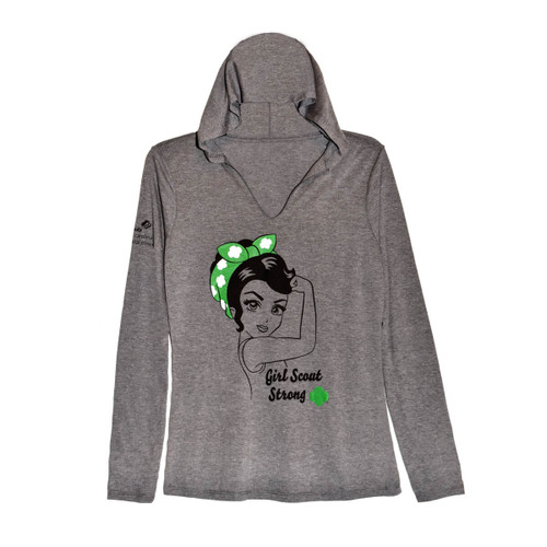 GSNCCP Girl Scout Strong T-Shirt Ho
