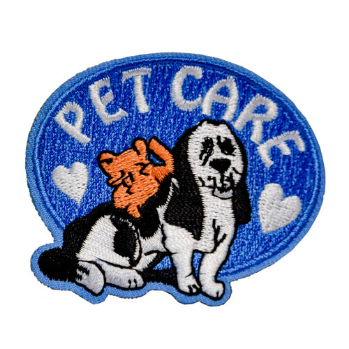 GSNCCP Pet Care Fun Patch