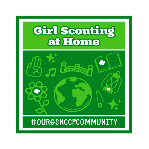 GSNCCP Girl Scouting at Home Progra