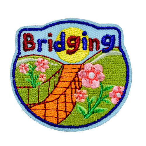 GSNCCP Bridging Flowers Fun Patch