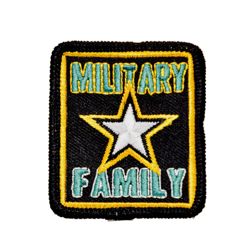 GSNCCP Military Family Fun Patch