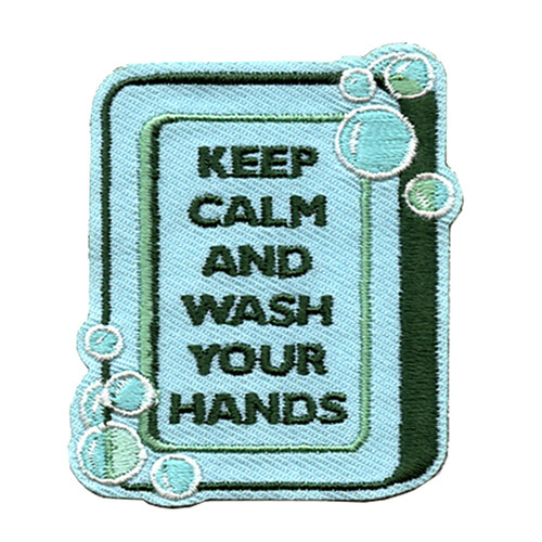 GSNCCP Keep Calm and Wash Your Hand