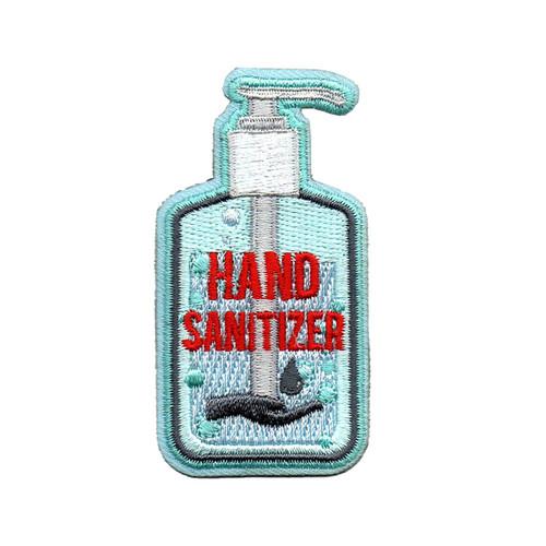 GSNCCP Hand Sanitizer Fun Patch