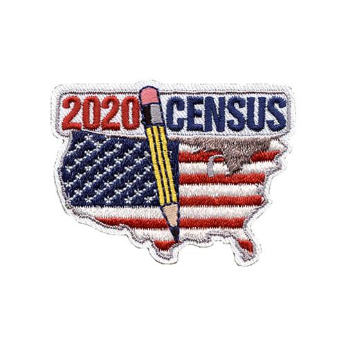 GSNCCP 2020 Census Fun Patch