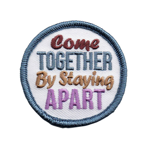 GSNCCP Come Together By Staying Apa